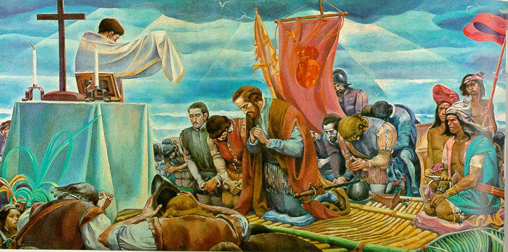the early life expeditions and times of spanish wailer cortes Kids learn about the biography and life of spanish explorer and conquistador hernan cortes cortes was put in charge of an expedition to the mainland of mexico.